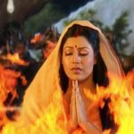 Tumhari Ram aur Sita jaisi jodi ho: This is not a blessing. Ram did not do right by Sita, he abandoned her