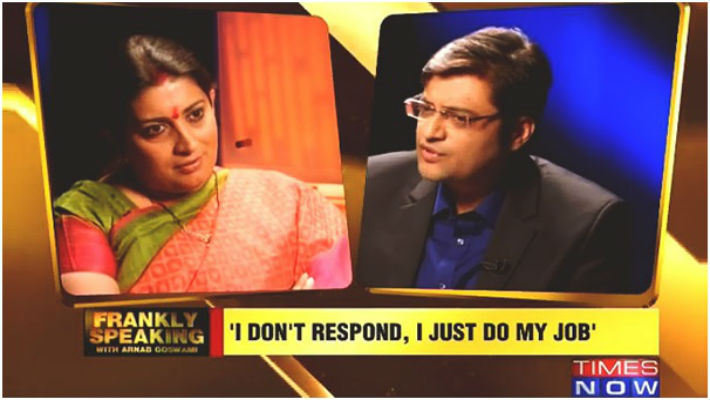 Victim of witch-hunt, Smriti Irani is more educated than Rahul Gandhi & Co. combined together. Congress should pick its battles wisely!