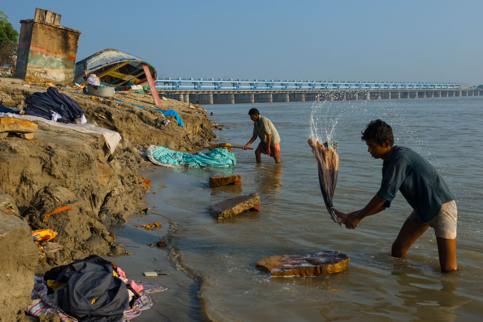 Ganga has turned deadly! Can you believe there is fecal ...