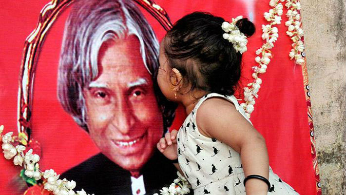 One crore Indians Google-searched whether it was a holiday the day after Abdul Kalam passed away. We want to benefit from his death, too?