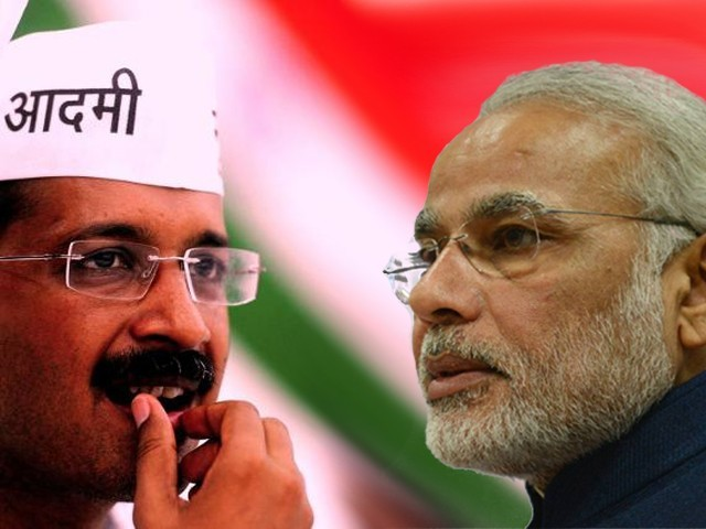 Arvind Kejriwal should keep 'politics of revenge' aside, and join PM Modi in his Swachh Bharat Abhiyan'!
