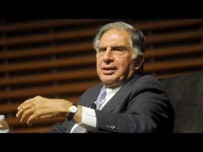 Ratan Tata , the most famous parsi