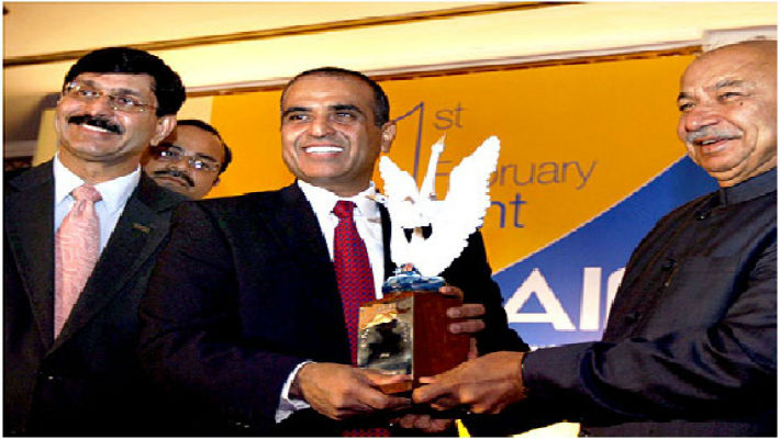 We haven't missed a call since Sunil Bharti Mittal gave India its first mobile phone, Airtel