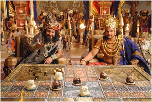 Mahabharat, shakuni, Shakuni mama, Praneet. Pandavas, Kauravas, Dhritarashtra, Gandhari