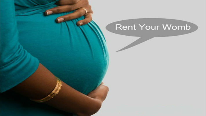 Avoid surrogacy:  Isn't it undignified to become pregnant for money?