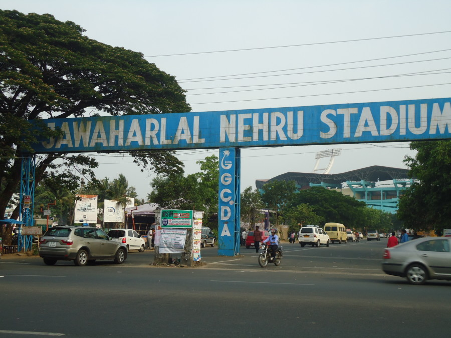 Stealing the privilege: Stadiums are the domains of athletes, rename Jawaharlal Nehru Stadium!