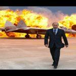 Last man standing: Even Obama avoids confronting Russian President, Vladimir Putin!