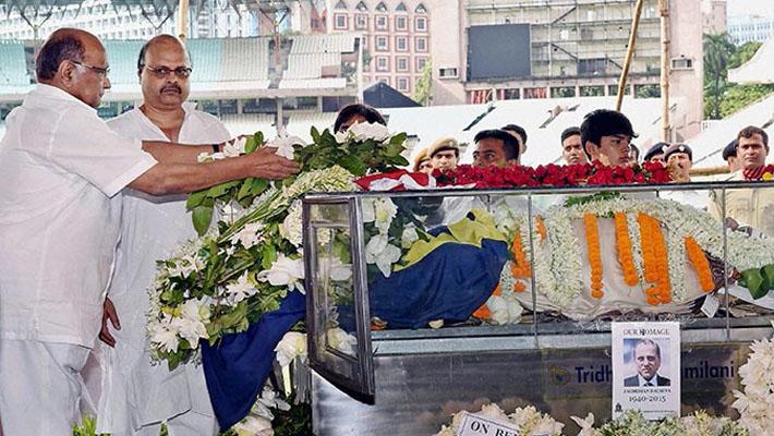 Jagmohan Dalmiya's sudden death has triggered a war of succession… Rajiv Shukla may already be preparing acceptance speech!