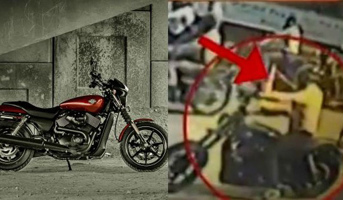 Meet the IITian who set out for a test ride but disappeared into the sunset with a virgin Harley Davidson!