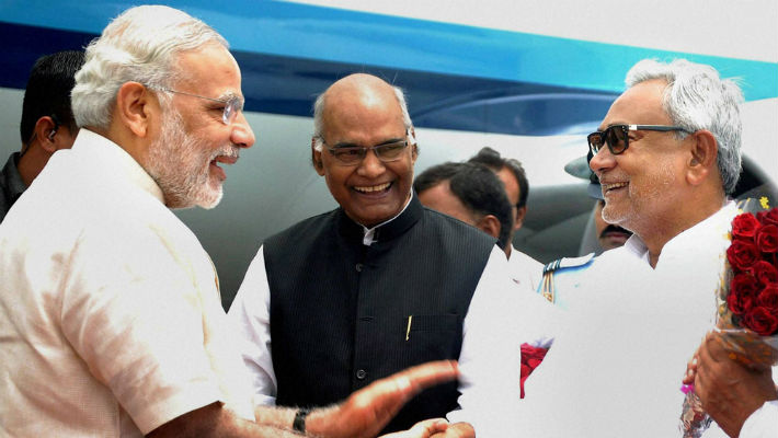 Dawn of a new era in Bihar? Nitish Kumar surrendered to everything he stood for. Now, the ship may have sailed!