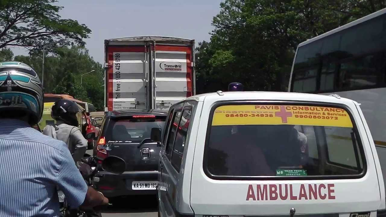 Ambulances have the first right of passage, but in Delhi, public apathy has killed many on their way to hospital!