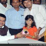CM Fadnavis, Maharashtra shouldn't need an 8-yr-old girl's piggy bank to fund farmers' treatment!