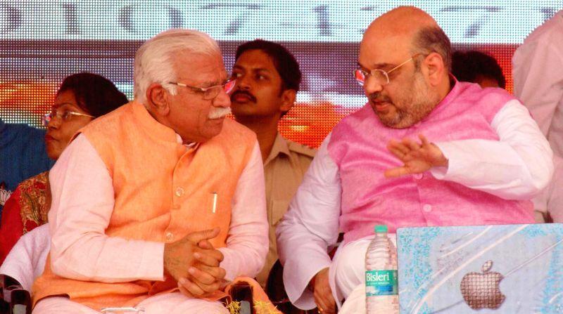 Is Manohar Lal Khattar communal? His remark on beef-eating Muslims revealed hidden feelings!