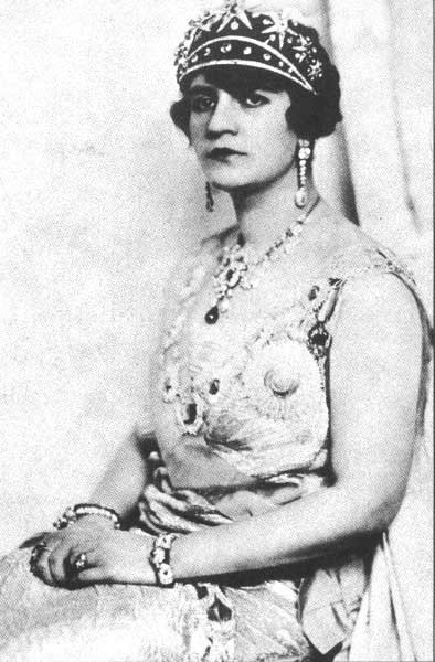 Queen Soraya reigned in Afghanistan with her husband King Amanullah Khan from 1919 to 1929. She would be slut-shamed for wearing this dress in modern Afghanistan.