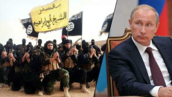 Vladimir Putin-led Russia is single-handedly cleaning the ISIS mess! Where are the superpowers?