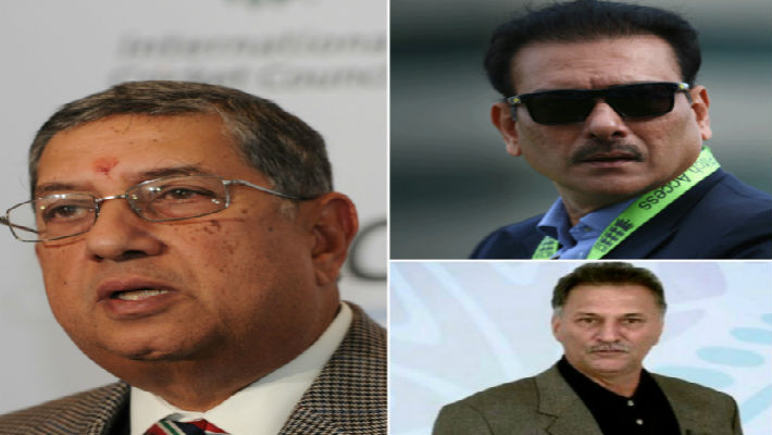 Delivering BCCI from corruption seems to be Shashank Manohar's top priority! Ravi Shastri, Anil Kumble, Roger Binny can testify!