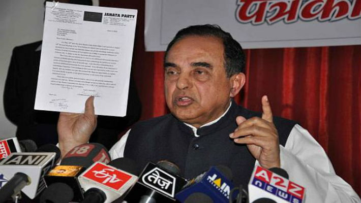 What lies underneath: Subramaniam Swamy's breathless hounding of Rahul and Sonia Gandhi has a hidden agenda – Finish them off!