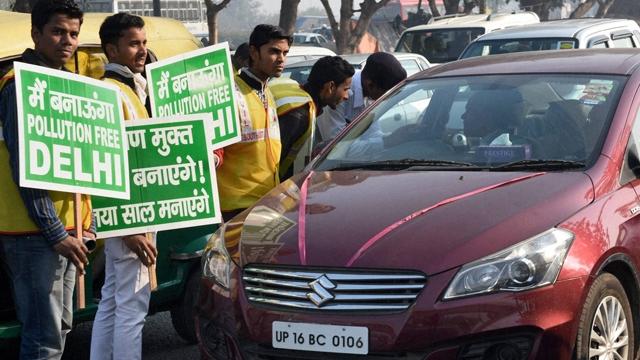 Arvind Kejriwal Odd even rule