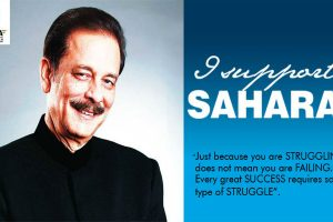 Sahara India Subrata Roy