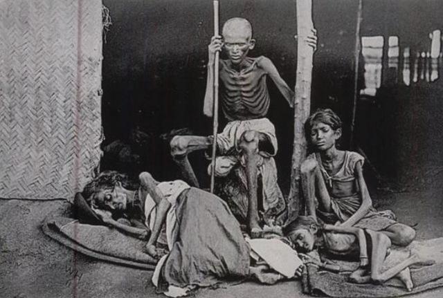 bengal famine6