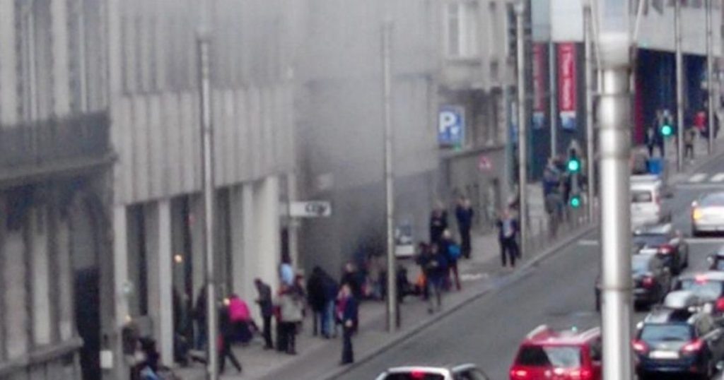 Brussels, Belgium attacks