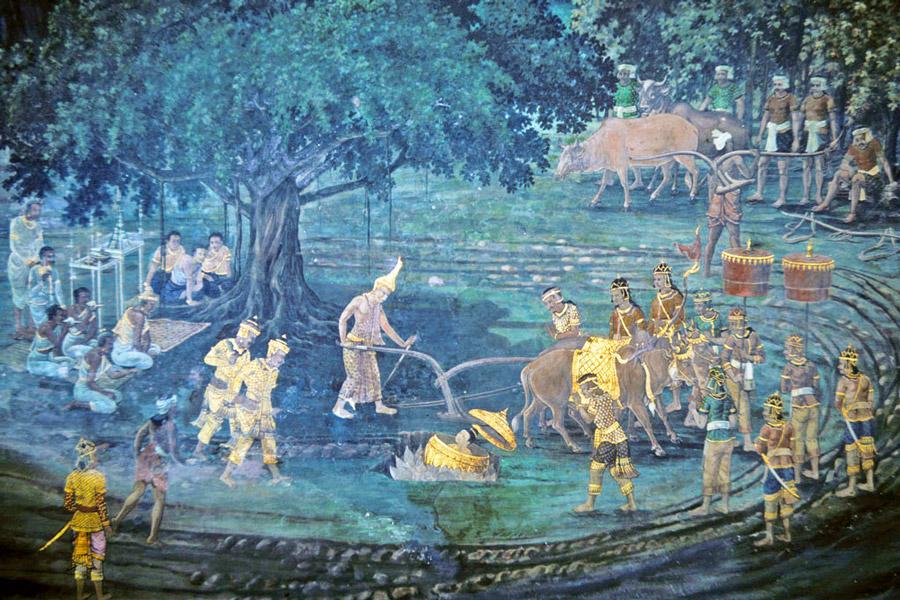 Birth of Sita