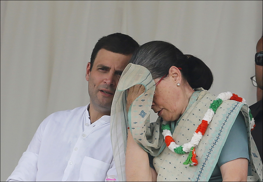 'Congress-mukt' Bharat is a sad prospect for country, and Rahul Gandhi is doing little to arrest slide