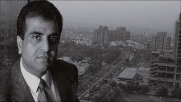 Sunil Mittal in his early years