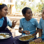 Akshaya Patra, the world's largest NGO-run midday meal plan, pulls 1.4 million poor children to schools every day