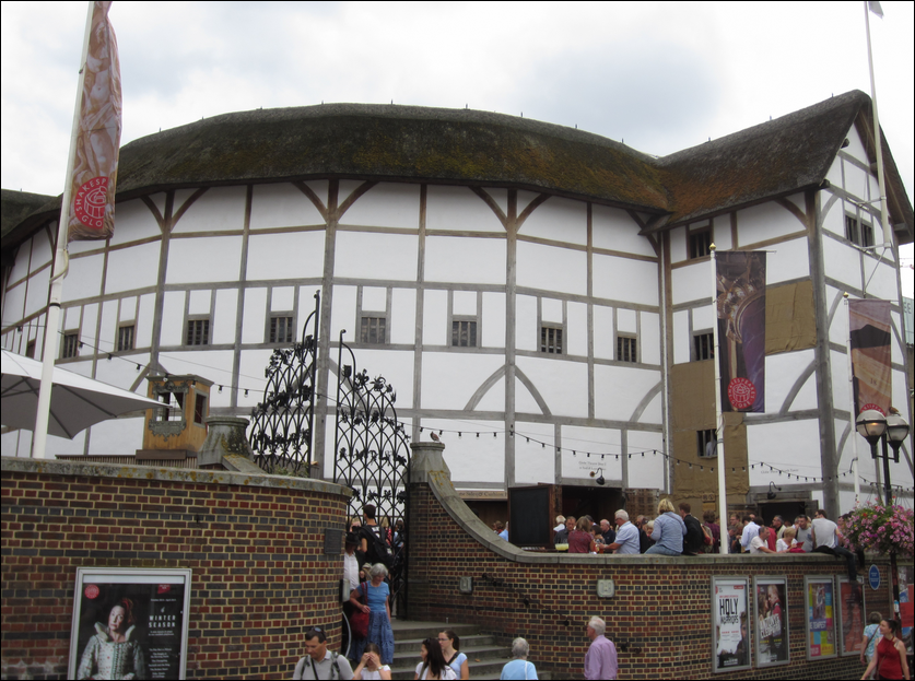 Shakespeare's Globe, Globe Theatre