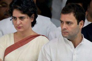 Priyanka and Rahul