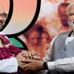 Amit Shah: Congress' envy, BJP's pride