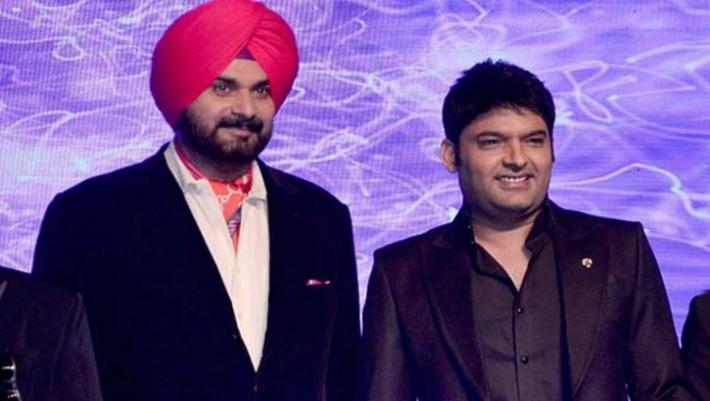 Sidhu controversy on kapil sharma show