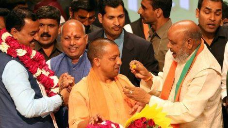Incredible Journey of Yogi Adityanath