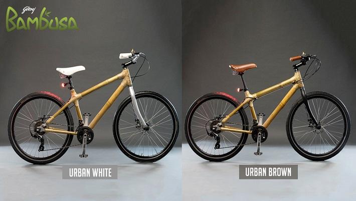 Godrej Bambusa bike