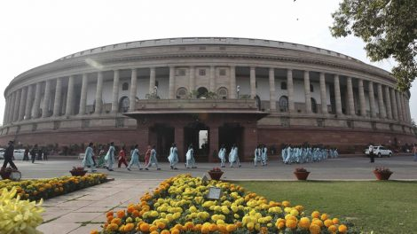 parliament, new political morality