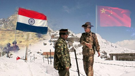 Doklam crisis between India and China