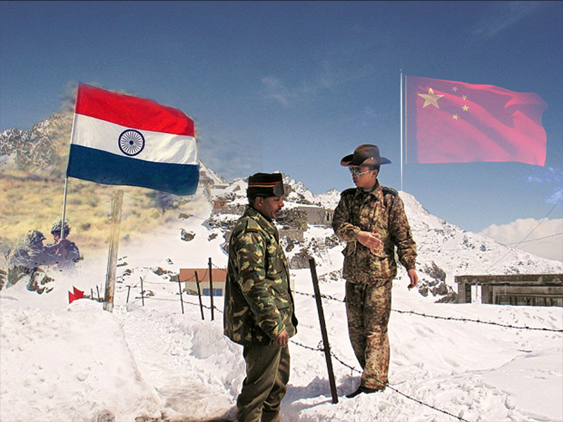 Doklam crisis between India and China