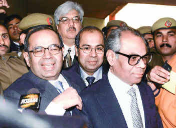 Hinduja Brothers, bofors scam latest