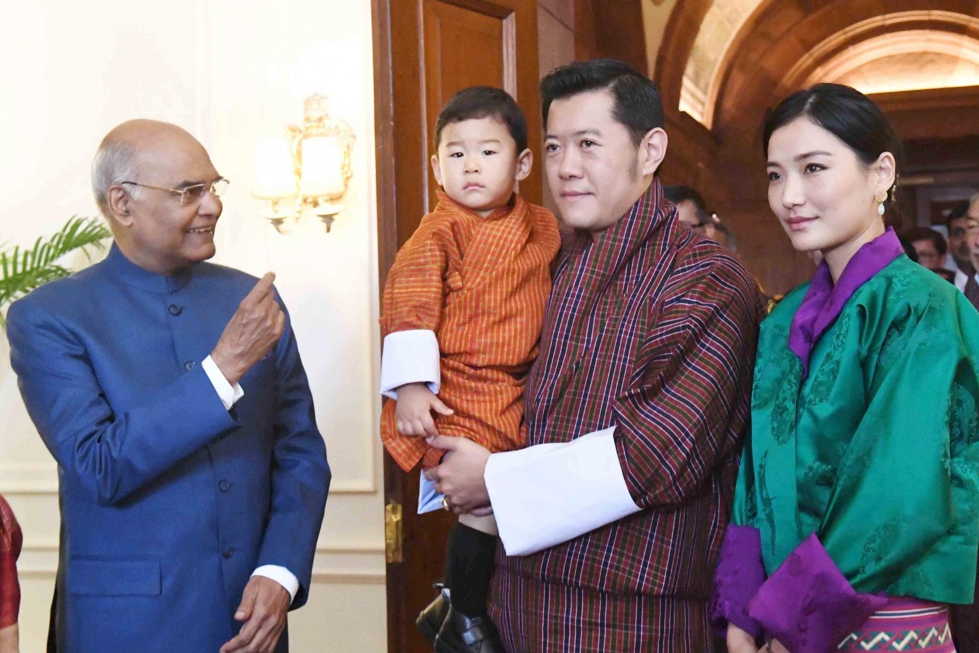 bhutan's role in resolving doklam, King Jigme Khesar Namgyel Wangchuck