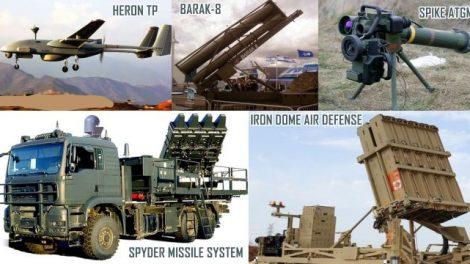India-Israel-Defence