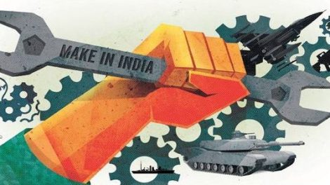 Make in India_Defence