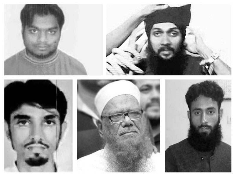 Terrorists nabbed in Nepal