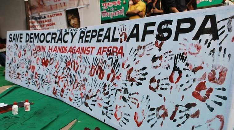 AFSPA Critics