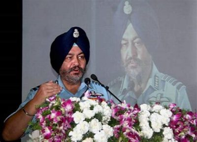 IAF Chief Dhanoa