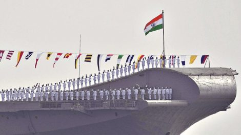 Indo-pacific maritime strategy of Indian Navy