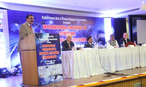 Internation conference on cyber law