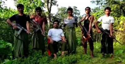Rohingya armed group