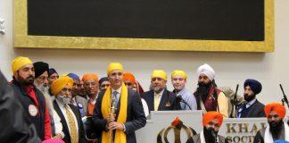 Justin Trudeau, Khalistan
