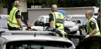 Christchurch Attack